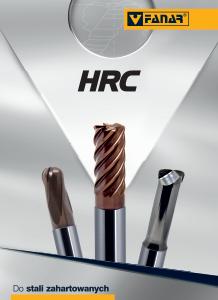 Frezy HRC
